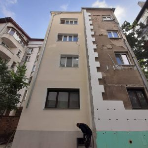 Саниране на жилищна кооперация